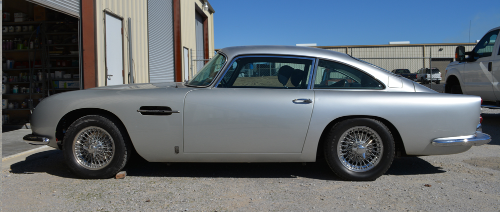 DB5 Before Restoration