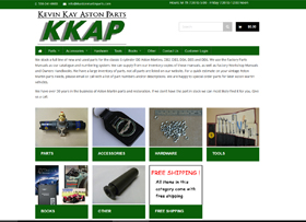 Aston Martin And Classic Car Parts Kevin Kay Restorations - Aston martin parts online